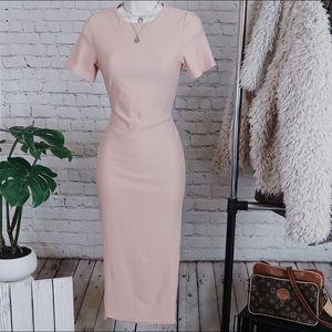 Pretty little think pink dress NWT